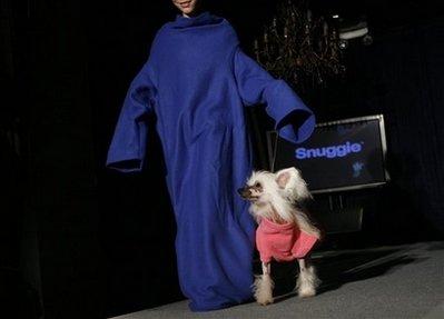 Fashion Snuggie