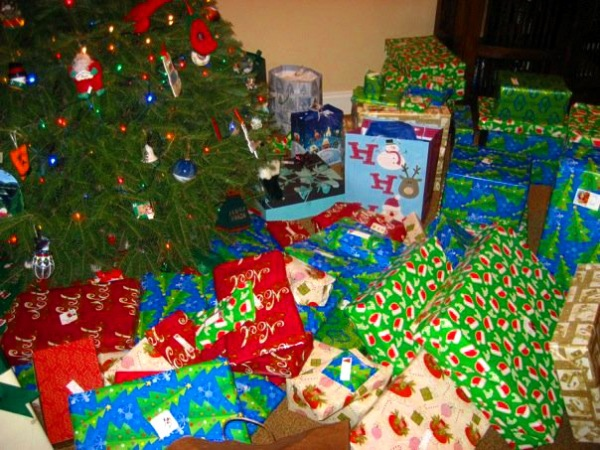 Christmas at our house 2k8